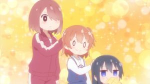 WATANEN!: An Angel Flew Down to Me Episode 1 Official Anime Screenshot