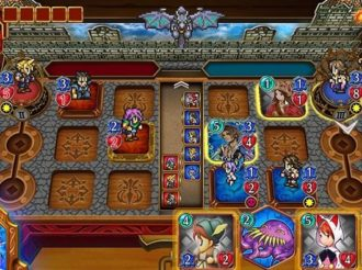 Square Enix to Release Final Fantasy Digital Card Game for PC and Smartphones