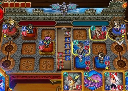 Final Fantasy Digital Card Game Screenshot