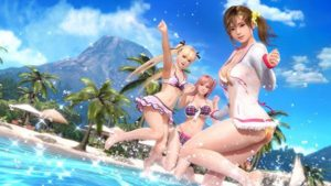Dead or Alive Xtreme 3: Scarlet Official Game Screenshot