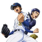 Ace of Diamond II Anime Visual