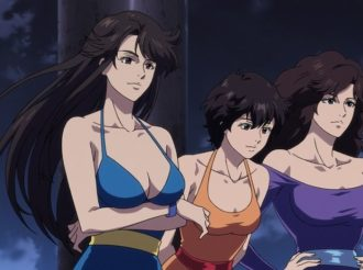 City Hunter: Shinjuku Private Eyes Movie Features Sisters from Cat's Eye