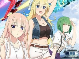 1st Episode Anime Impressions: Girly Air Force