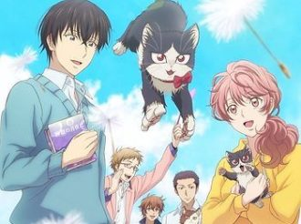 1st Episode Anime Impressions: My Roommate is a Cat