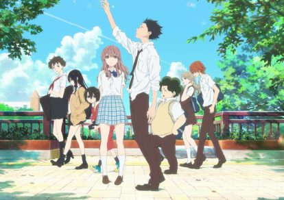 A Silent Voice (Koe no Katachi) Anime Visual