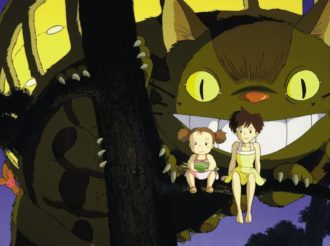 My Neighbor Totoro (Tonari no Totoro) Movie Review