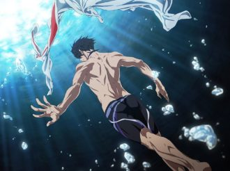 Free! Dive to the Future Announces Two New Movies
