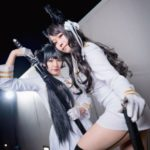 Atago and Takao | Female Cosplay Compilation from Tonari de Cosplay-haku in TFT Part 1 | MANGA.TOKYO