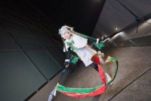 Jeanne d'Arc Alter Santa Lily (Fate/Grand Order) | Female Cosplay Compilation from Tonari de Cosplay-haku in TFT Part 1 | MANGA.TOKYO