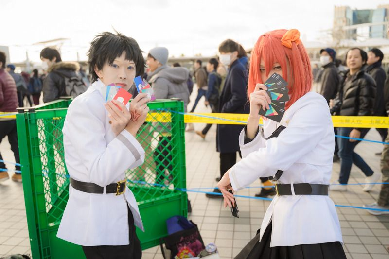 Cosplay Gallery from Comiket 95 | MANGA.TOKYO