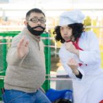 Fujiyan and as Chef Oizumi 'How do you like Wednesday?'Cosplay Gallery from Comiket 95 | MANGA.TOKYO