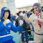 Curtis and Porco | Cosplay Gallery from Comiket 95 | MANGA.TOKYO