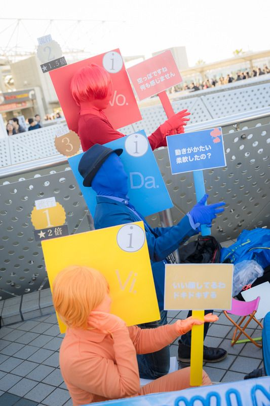 THE IDOLM@STER SHINY COLORS's Audition Judging Combination)   Cosplay Gallery from Comiket 95   MANGA.TOKYO