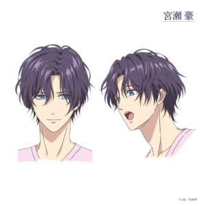 Go Miyase: Yuichiro Umehara from TV anime Stand My Heroes: Piece of Truth (c)coly/SMHP