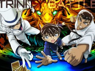 Detective Conan: The Fist of Blue Sapphire Reveals Main Visual