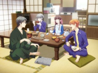 Fruits Basket Introduces Momiji, Hatsuharu, and Kagura Visuals