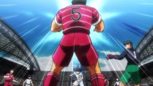 Captain Tsubasa Episode 42 Official Anime Screenshot