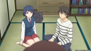 Domestic Girlfriend Episode 3 Official Screenshot ©流石景・講談社/ドメカノ製作委員会