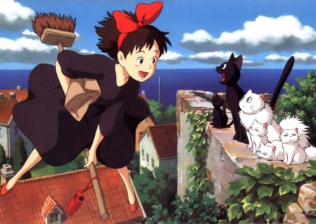 Kiki's Delivery Service (Majo No Takkyûbin) Movie Visual