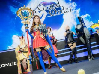 Fate/Grand Order Cosplay Gallery from Taipei Game Show 2019