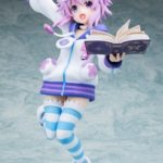 Brave Neptunia Figure | MANGA.TOKYO Anime Merchandise Monday (January 2019) (C)2018 IDEA FACTORY / COMPILE HEART / Artisan Studios