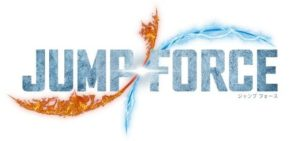 Jump Force Game Logo (C)JUMP 50th Anniversary (C)BANDAI NAMCO Entertainment Inc.