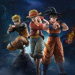 Jump Force Game Visual