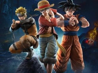 Jump Force Releases Short PV of 2 New Characters