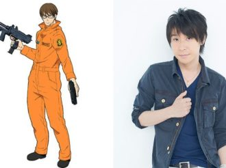 Fire Force Introduces Cool Guy Takehisa Hinawa