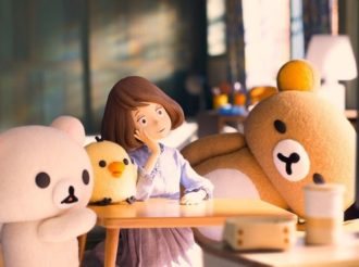 Rilakkuma and Kaoru Netflix Stop-Motion Releases First Stills