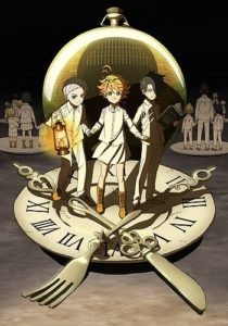 The Promised Neverland Anime Visual
