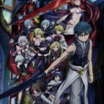 Trinity Seven: Heaven's Library and Crimson Road Anime Movie Visual