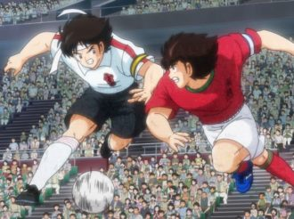 Captain Tsubasa Episode 45 Stills and Synopsis