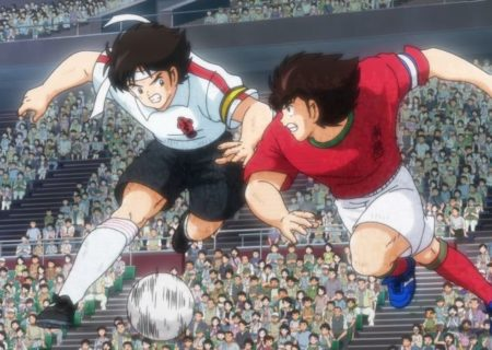 Captain Tsubasa Episode 45 Official Anime Screenshot