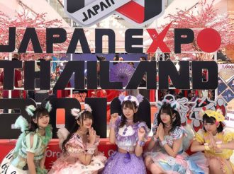 Wasuta Performs at Japan Expo Thailand 2019 for the Third Time