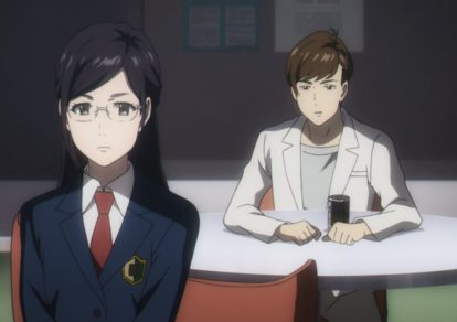 Boogiepop and Others Episode 8 Official Anime Screenshot