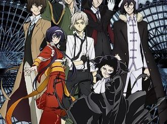 Bungo Stray Dogs Introduces New Character For April Return