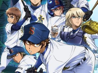 Ace of Diamond Act II Reveals New Visual and Start Date