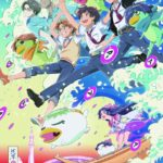 Sarazanmai Anime Visual