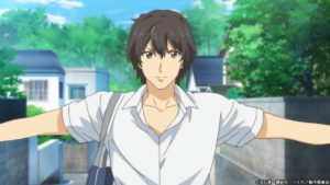 Domestic Girlfriend Episode 8 Official Anime Screenshot ©流石景・講談社/ドメカノ製作委員会