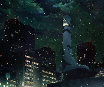 Boogiepop and Others Anime Boogiepop and Others Anime Visual
