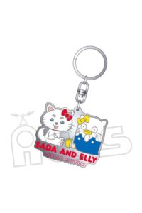 Gintama x Sanrio Key-holder | Anime Merchandise Monday (February 2019) | MANGA.TOKYO ©空知英秋/集英社・テレビ東京・電通・BNP・ア ニプレックス ©'76, '82, '19 SANRIO APPR. NO.S594370