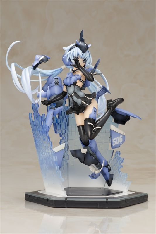 Stiletto -Session Go!- Figure Frame Arms Girl | Anime Merchandise Monday (February 2019) | MANGA.TOKYO (C)KOTOBUKIYA / FAGirl Project
