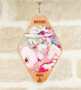 Made in Abyss Acrylic Keyholder | Anime Merchandise Monday (February 2019) | MANGA.TOKYO ©2017 つくしあきひと・竹書房/メイドインアビス製作委員会