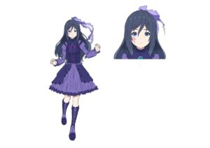 Sumire anime Shoumetsu Toshi: Where I End and You Begin © Wright Flyer Studios/消滅都市製作委員会