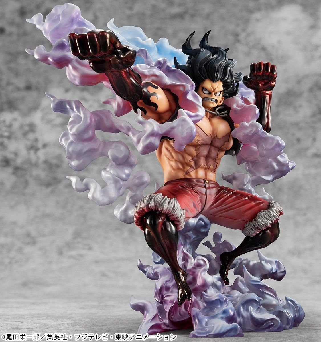 One Piece Figure, Luffy Gear Fourth Snakeman | Anime Merchandise Monday (February 2019) | MANGA.TOKYO (C)尾田栄一郎/集英社・フジテレビ・東映アニメーション