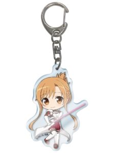 Sword Art Online Acrylic Key Holder | Anime Merchandise Monday (February 2019) | MANGA.TOKYO