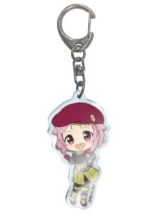 Sword Art Online Acrylic Key Holder | Anime Merchandise Monday (February 2019) | MANGA.TOKYO © 2017 川原 礫/KADOKAWA アスキー・メディアワークス/SAO-A Project