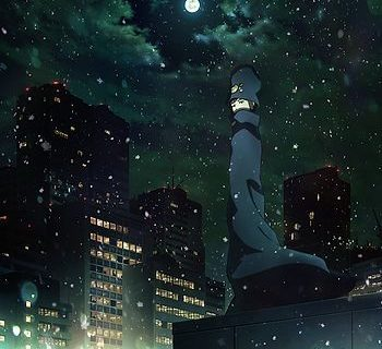 Boogiepop and Others Anime Visual