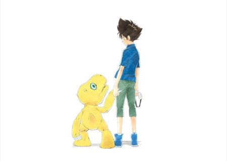 Digimon Adventure: The Movie Anime Visual